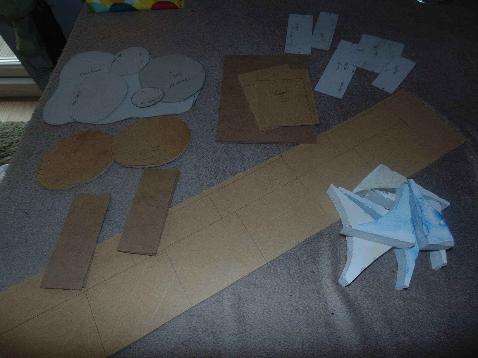 Templates And Unit Bases