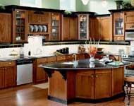 gambar dapur klasik