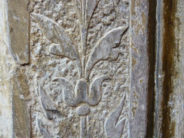 Kunstvolle Steinmetzarbeit