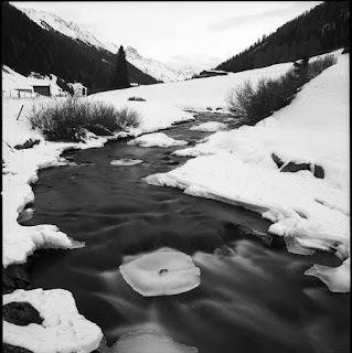 Im winterlichen Davos