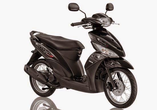 Yamaha Mio J FI Black