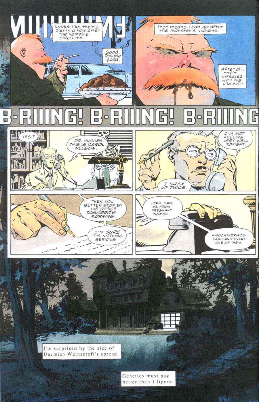 Punisher POV Number 3-Marvel Comics