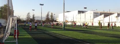Terrasoccer Cancha Futbolito