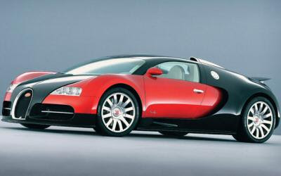 Super Car Bugatti