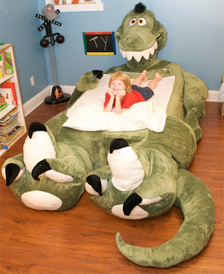 Stuffed Animal Beds for Kids