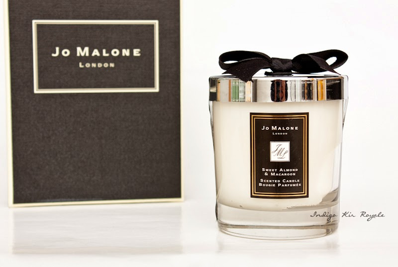 indigo kir royale autumn with jo malone sweet almond. Black Bedroom Furniture Sets. Home Design Ideas
