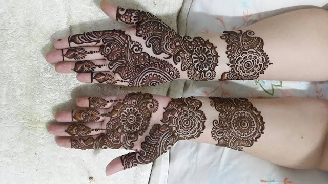 Mehndi App For Android : Latest mehndi design download free excellent purple