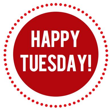 Happy Tuesday Clip Art Happy tuesday!