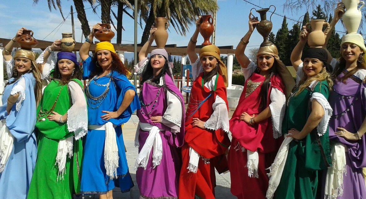 Día de Andalucía. Churriana 2015