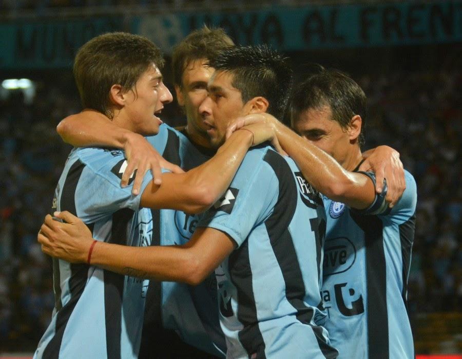 belgrano de cordoba vencio a quilmes 2-1 temporada 2015 fecha 9
