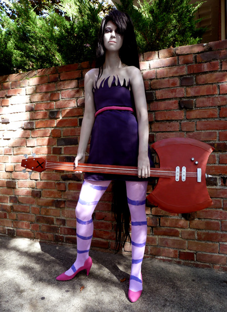Cosplay: Adventure Time 1 por mishi