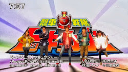 Ressha Sentai ToQGer Episode  47 End