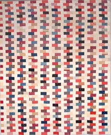 Barbara Brackman S Material Culture Brickwork In Morris