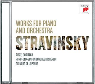 Alexej Gorlatch - Stravinsky - Sony
