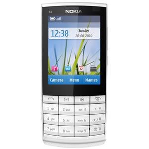 Nokia X3 Touch Type S
