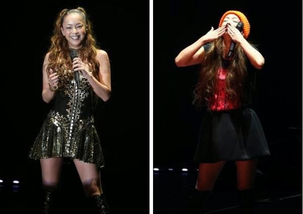 Feel tour 2013 performance