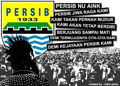 wallpaper persib supporter