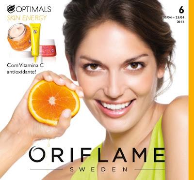 Catálogo 06/2012 da Oriflame