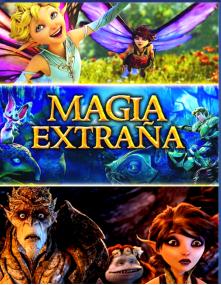 Magia Extraña – DVDRIP LATINO