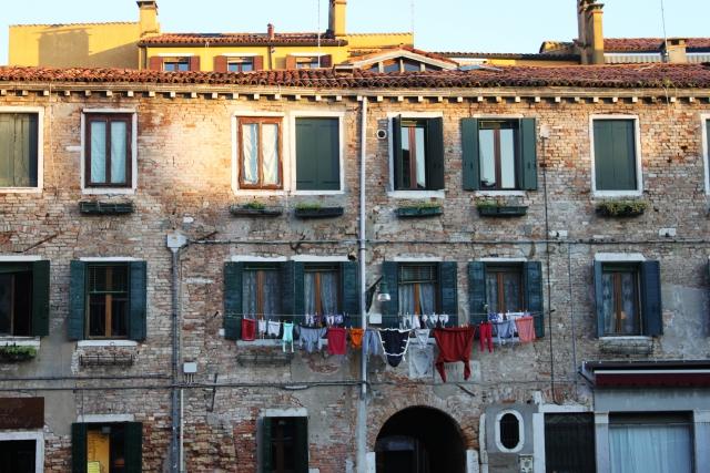 Casas de piedra Venezia