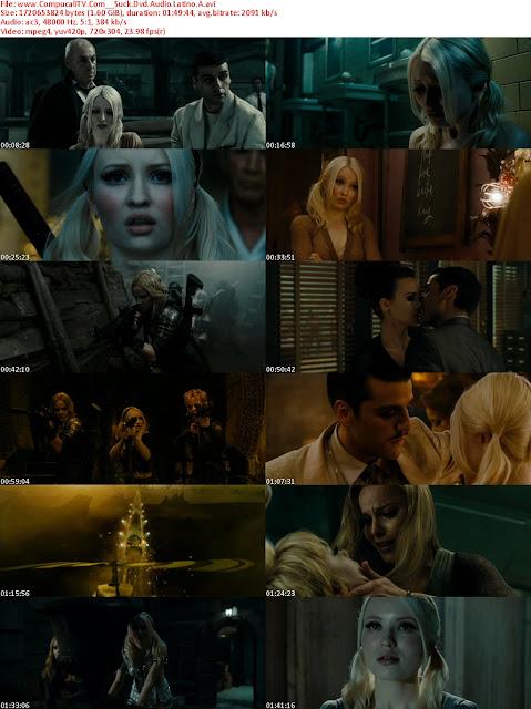 Sucker Punch DVDRip Español Latino Película 2011