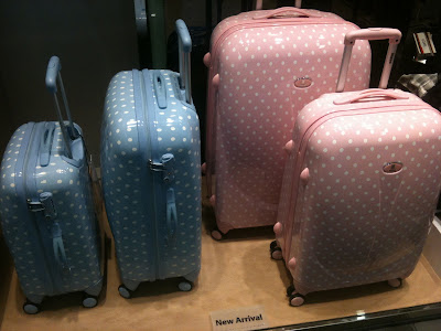 Pretty luggage from Hippo
