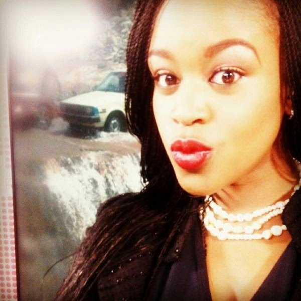 DAILY POST: PHOTOs!! She is hot, she looks like NTV's VICTORIA and