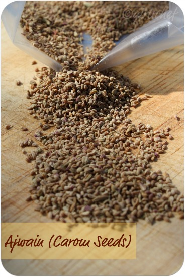 Ajwain (Carom Seeds) Fried Rice ...for MAITRI - All Roads ... Caraway Seeds Indian Name