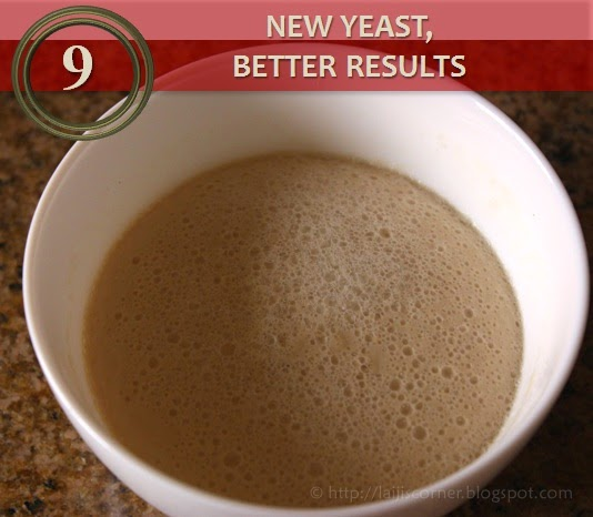 New Yeast, Better Results