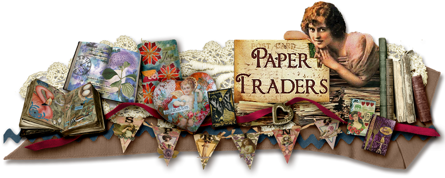 PaperTraders Art