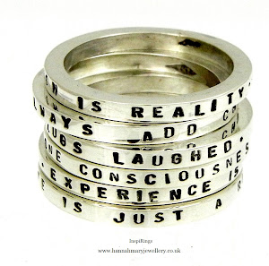 InspiRings Trio *Personalised rings*