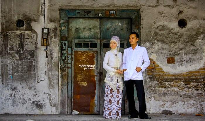 lokasi contoh foto pre wedding palembang prewedding lucu