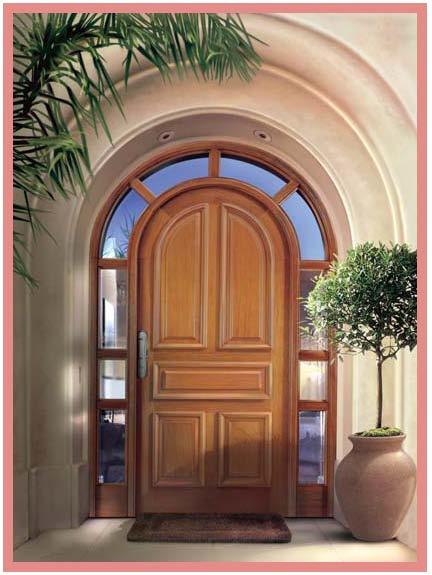 Fotos y dise os de puertas puerta acceso principal for Puertas metalicas entrada principal