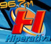 ouvir a Rádio Hiperativa FM 96,7 Braço do Norte SC