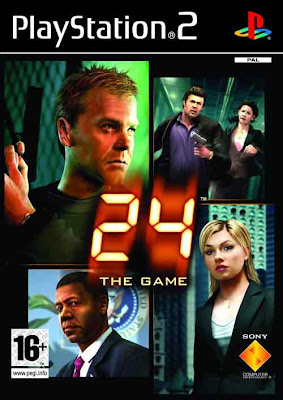 24: The Game (PS2) 2006