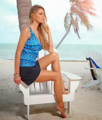 Danielle Knudson Bare Necessities Swimwear