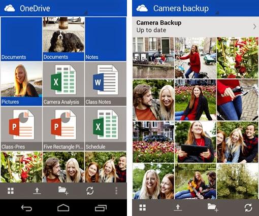 Aplikasi Backup Foto dan Video di Android