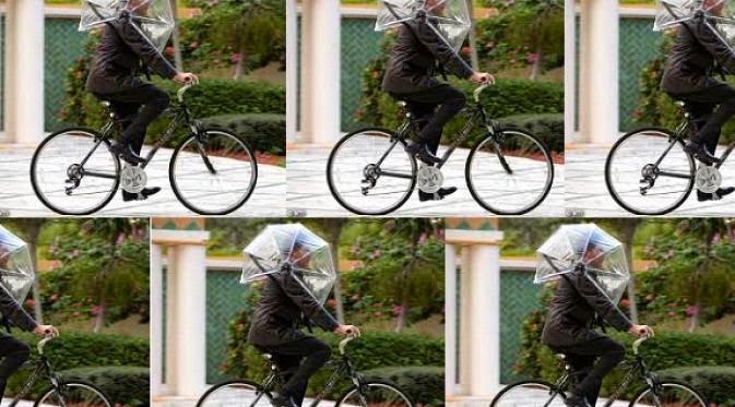 Payung Paling Canggih Di Dunia