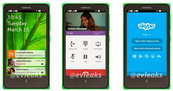 Normandy Nokia's expected Android-based future phone leaks yet again