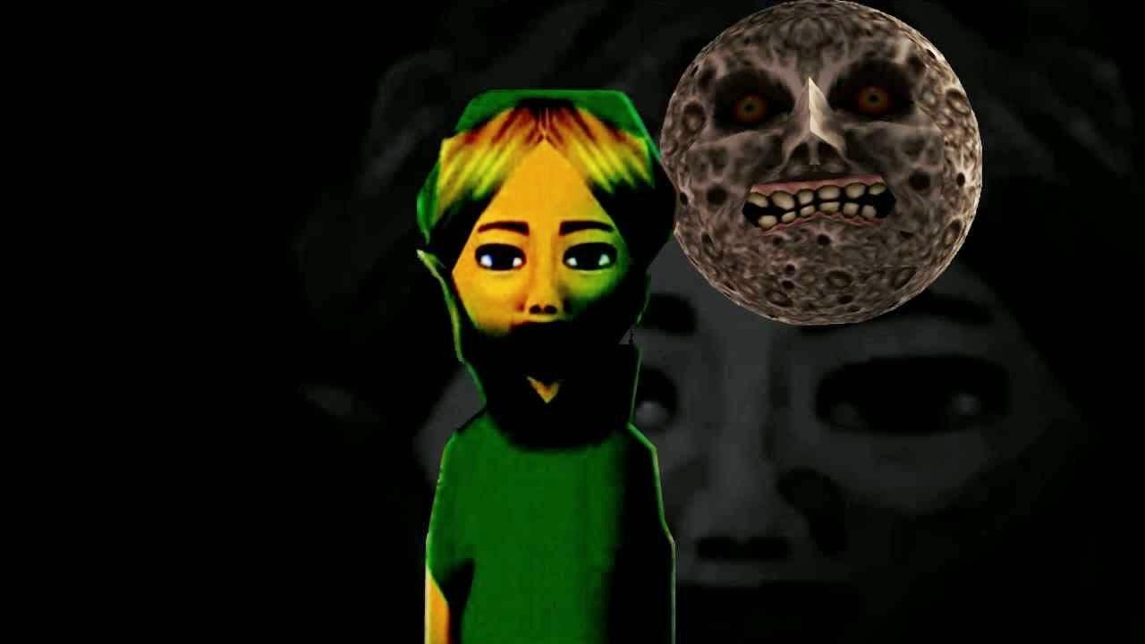 Creepypasta de todos los Zelda