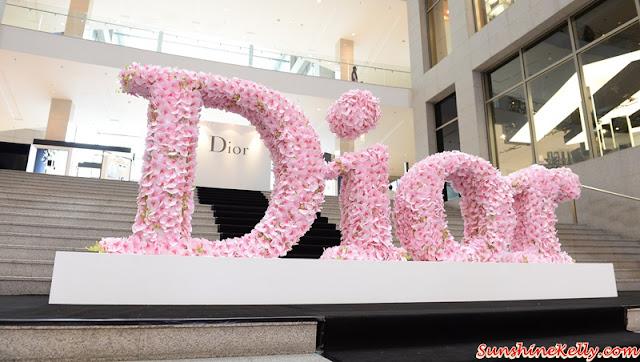 La Collection Privée Christian Dior, Dior Beauty Boutique, Dior Pavilion KL, Dior Summer Tie Dye collection, Dior Malaysia, dior beauty, dior, christian dior, pavilion kl
