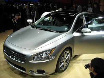 Top Speed 2012 2012 Nissan maxima