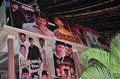 Fans Hungama at Bramaramba Theater-thumbnail-10