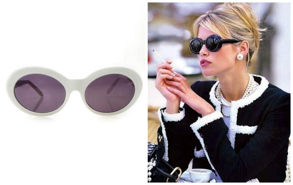 Moda de Subculturas - Moda e Cultura Alternativa.  Tendência  óculos ... d05618ec1e
