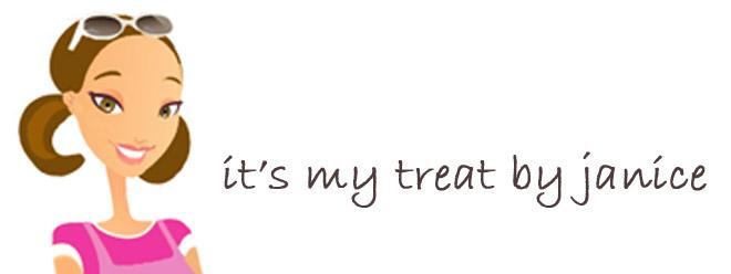 it's my treat by janice