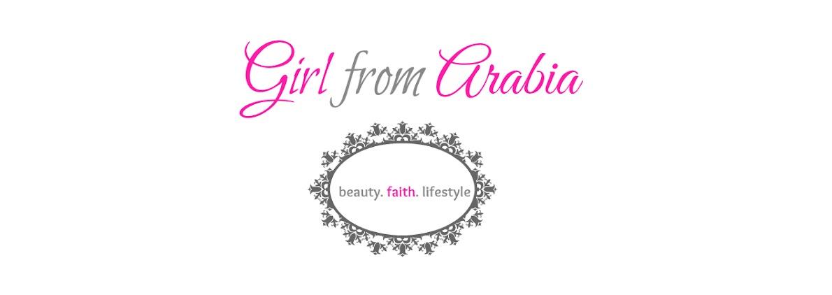 Girl from Arabia