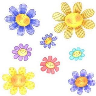 florecillas para baby showers