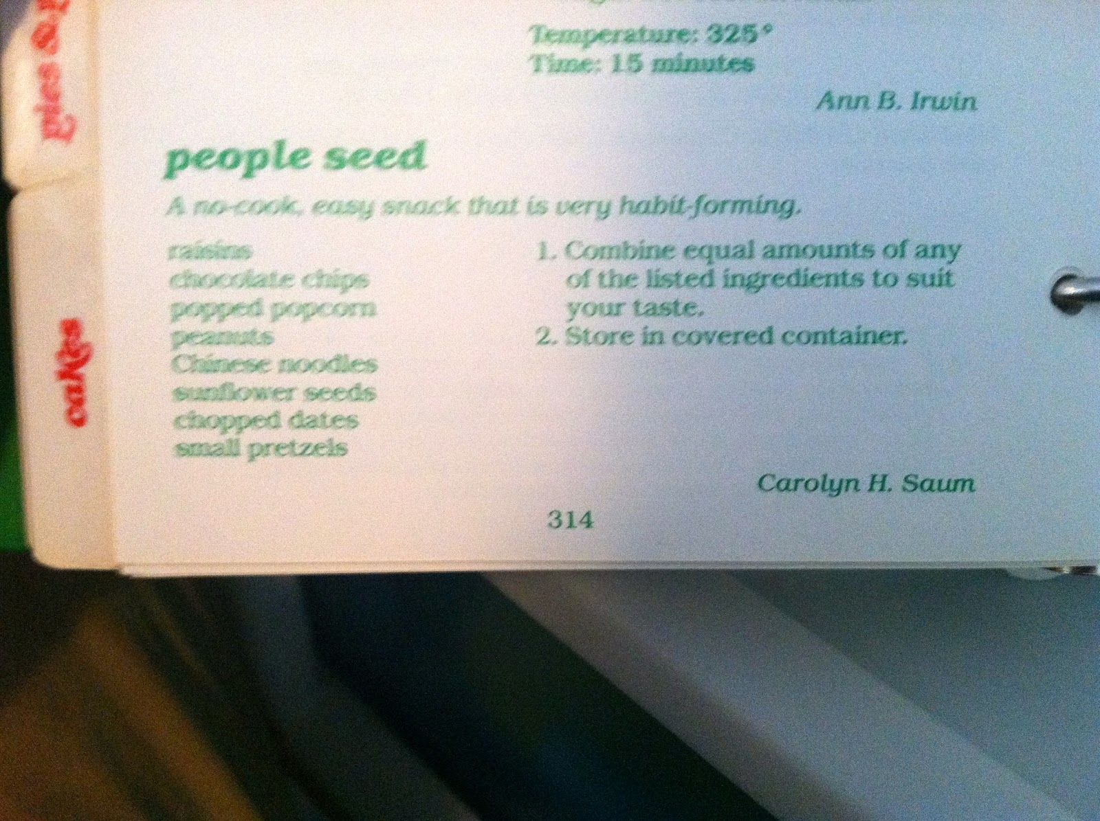 The Ridiculous Food Society of Upstate New York: July 2012
