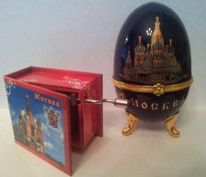 Оружейная палата Кремля. Сувениры.