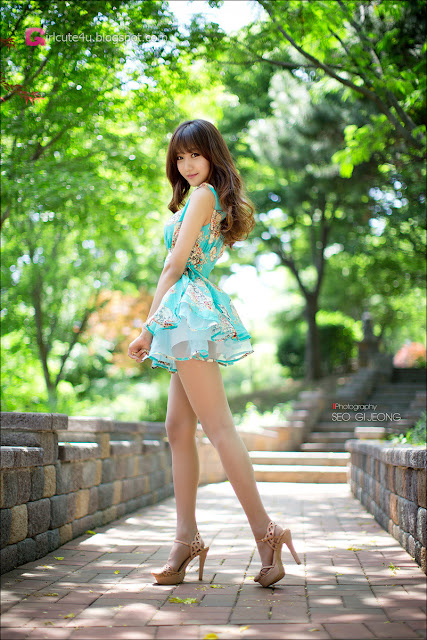 3 Jo In Young Outdoor - very cute asian girl - girlcute4u.blogspot.com